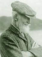 Photo of George Bernard Shaw