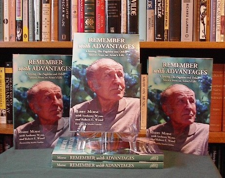 "Photo of copies of ""Remember with Advantages"""